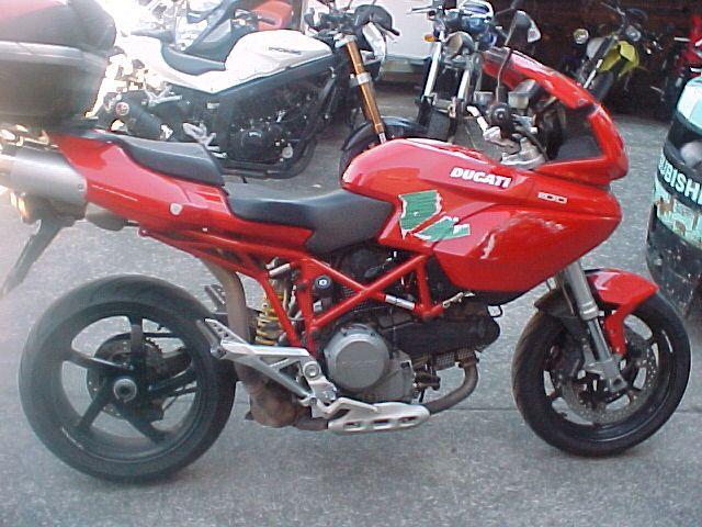 Ducati Multistrada DS1100