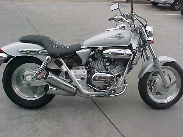 Honda VT250C