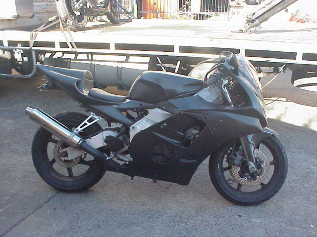 Honda CBR250RR MC22