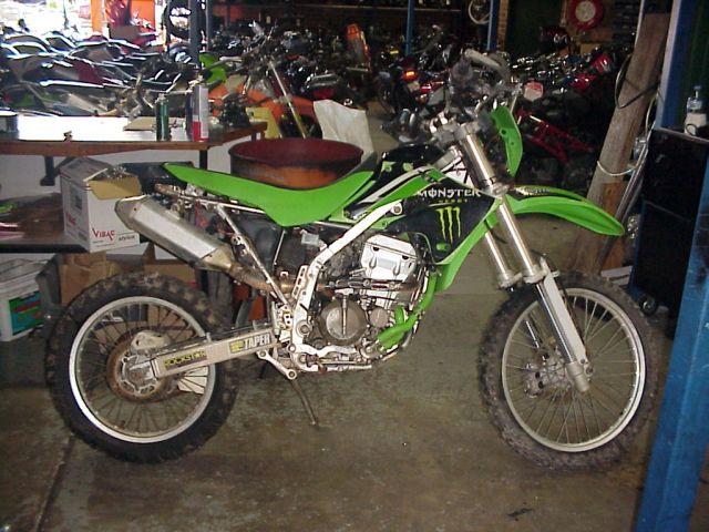 Kawasaki KLX250H