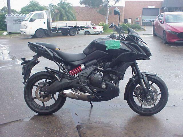 Kawasaki KLE650F Verseys