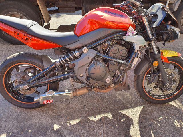 Kawasaki EX650RL Ninja