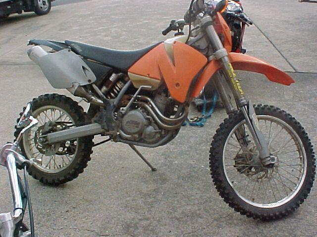 KTM KTM EXC 520