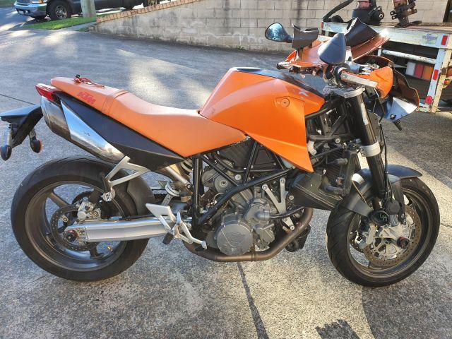 KTM Super Duke 990 LC8