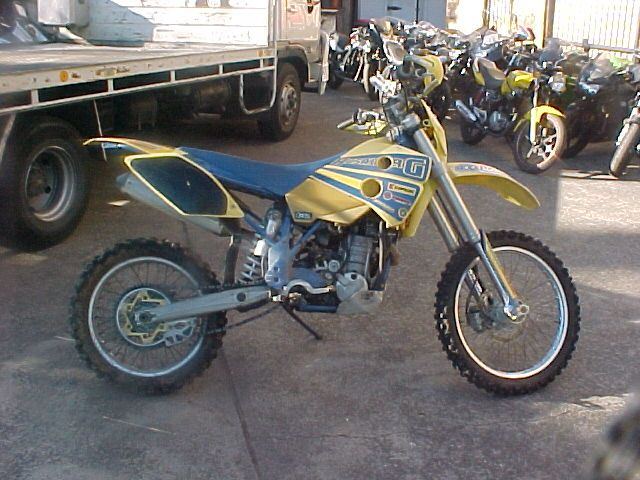 Other Husaberg FE400
