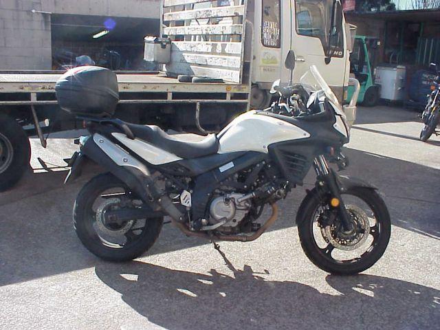 Suzuki DL650 V Strom Gen 2