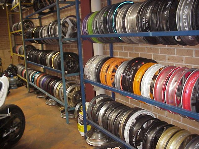 Other Wheels - huge selection, all makes